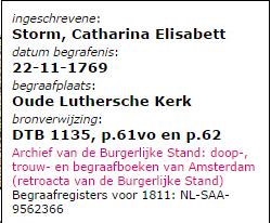 Catharina-Elisabeth-Storm